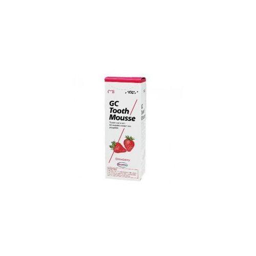 tooth mousse bez fluoru o smaku truskawkowym 35 ml marki Gc