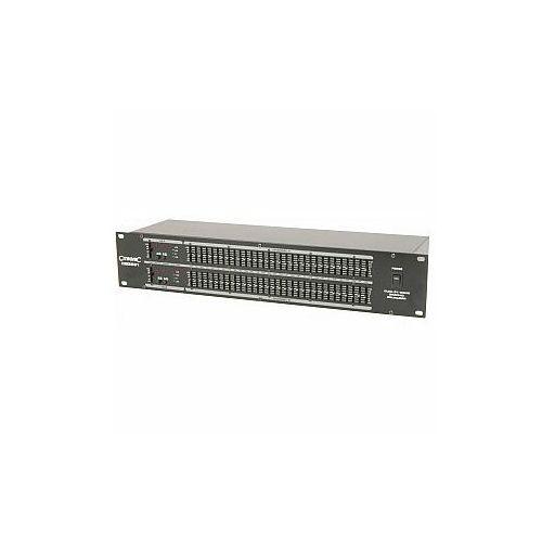 Qtx equalizer ceq231 equalizer graficzny 31-pasmowy 2-kanałowy (5015972100462)