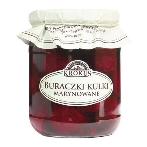 Buraki Buraczki Kulki Marynata 470g - Krokus (5906732620187)