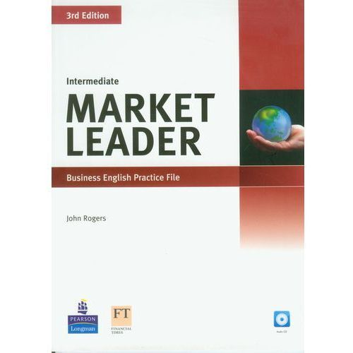 Market Leader Intermediate Practice File and Practice File C, oprawa miękka