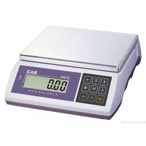 CAS ED 15 dwuzakresowa z legalizacją (15kg), ED_15
