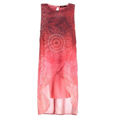 Desigual OSVALDO Sukienka letnia pink, 18SWVWC1