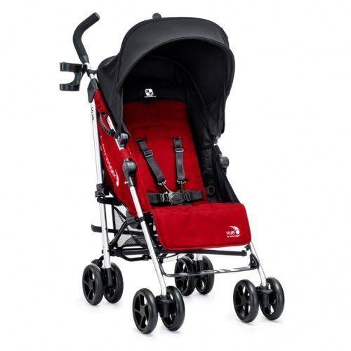 Wózek vue red czerwono-czarny 26430 marki Baby jogger