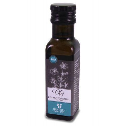 Bio olej z czarnuszki (100 ml) marki Ölmühle solling