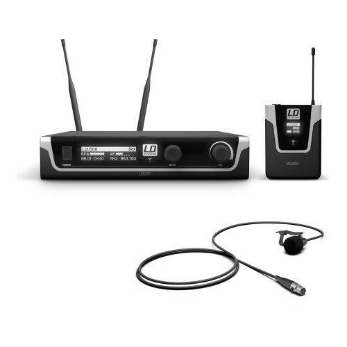 LD Systems U508 BPL mikrofon bezprzewodowy krawatowy