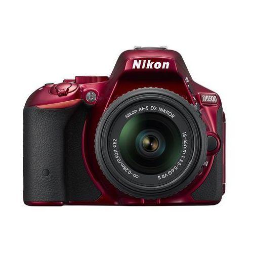Nikon D5500 z kategorii [lustrzanki cyfrowe]