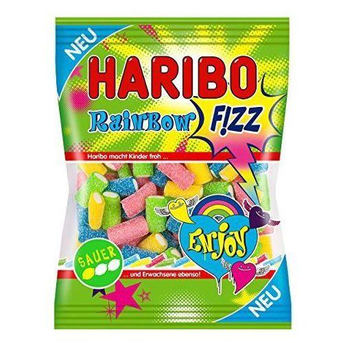Haribo Rainbow Sauer Fizz 175g