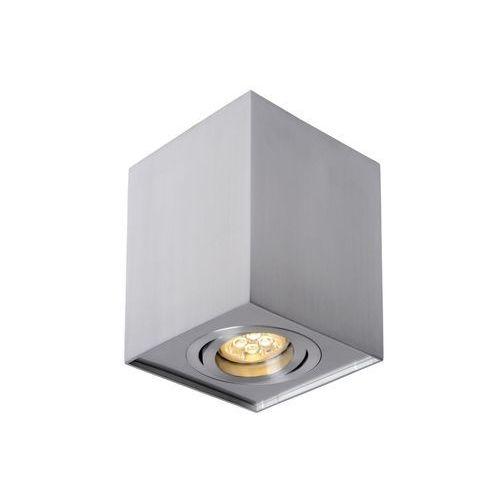 Lucide 22953/01/12 - Oświetlenie punktowe TUBE 1xGU10/42W/230V matowy chrom (5411212220806)