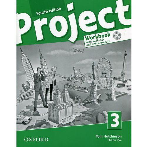 Project 3 Fourth Edition SP Ćwiczenia + Audio CD and Online Practice. Język angielski (2014), Tom Hutchinson