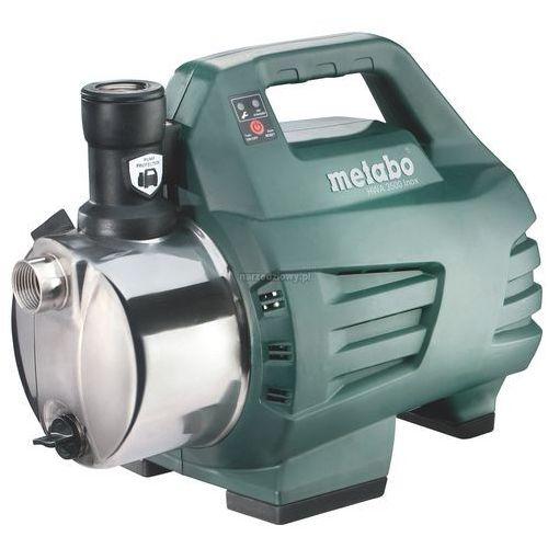 METABO Hydrofor domowy 1100W HWA 3500 INOX TRANSPORT GRATIS !