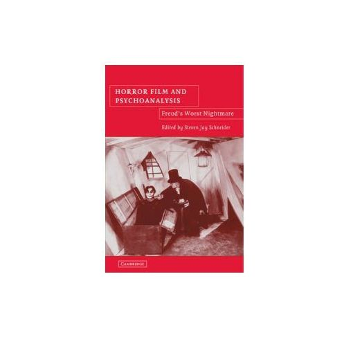 Horror Film and Psychoanalysis, Cambridge University Press