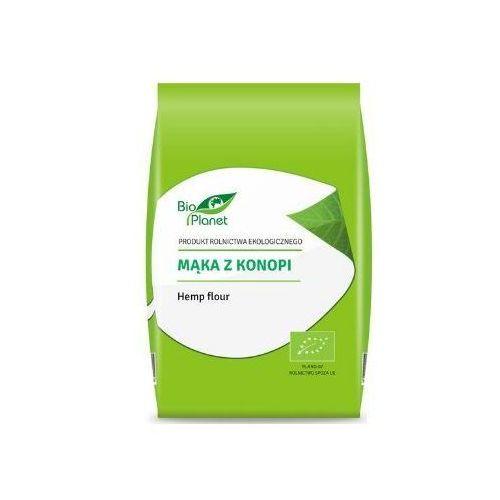 Bio Planet Mąka z konopi BIO 400 g