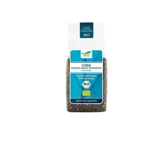 Bio planet Chia nasiona szałwii hiszpańskiej bio 200g- (5907814664280)