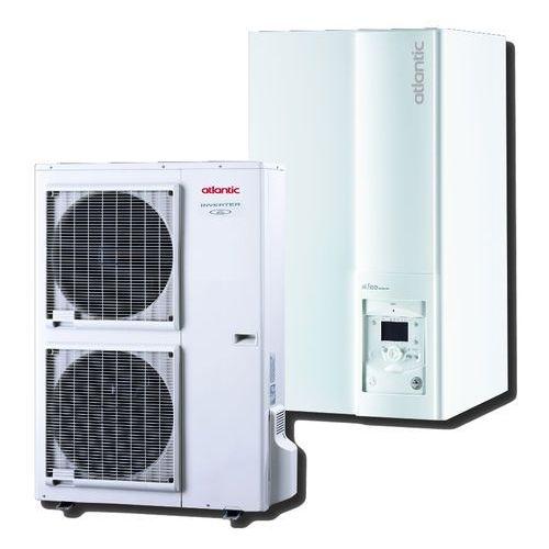 Pompa ciepła powietrze - woda excelia tri 14 - do powierzchni 140 - 180 m2 wyprodukowany przez Atlantic