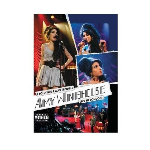 Amy Winehouse - I TOLD YOU I WAS TROUBLE - Zakupy powyżej 60zł dostarczamy gratis, szczegóły w sklepie, 1749716
