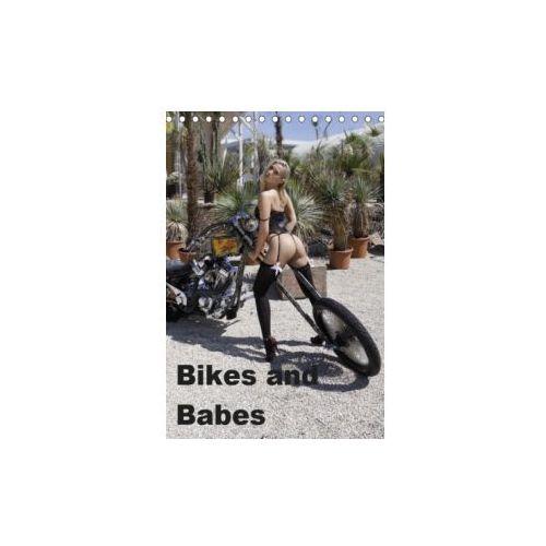 Bikes and Babes (Tischkalender 2019 DIN A5 hoch) (9783669572545)