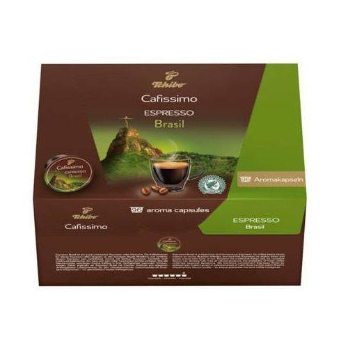 Tchibo 96x7g espresso brasil beleza kawa mielona w kapsułkach