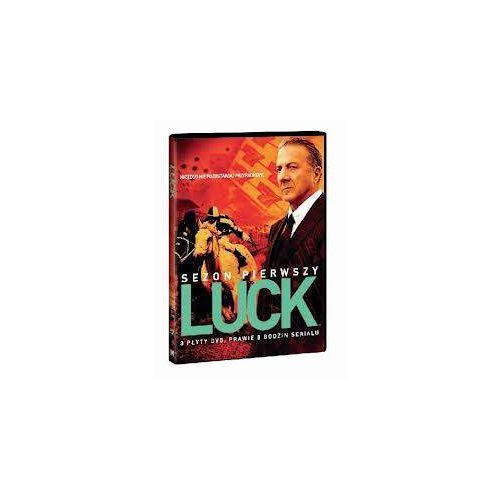 Luck, sezon 1 (3 dvd) marki Galapagos films / warner bros. home video