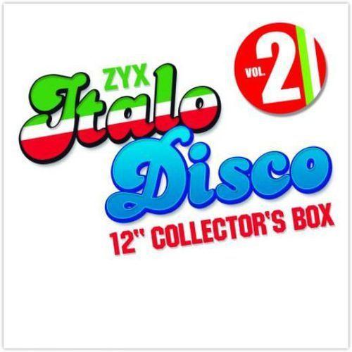 Italo Disco 12 Collectors Box 2 [10 Maxi CD]