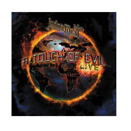 Sony music entertainment Judas priest - a touch of evil - live (0886975459728)