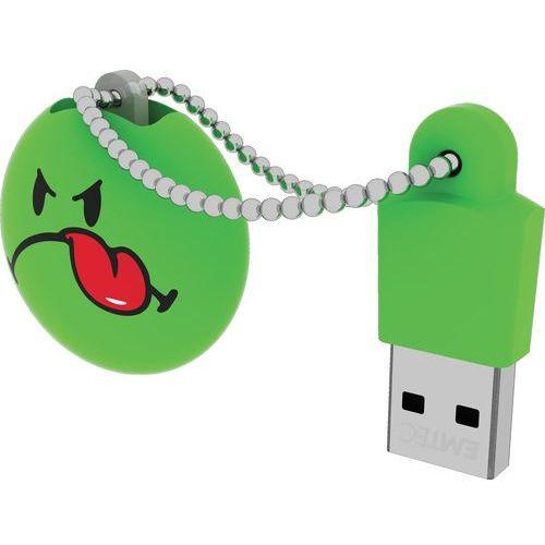 Pendrive Emtec SW105 8GB USB 2.0 Zielony (ECMMD8GSW105) Darmowy odbiór w 15 miastach!, kup u jednego z partnerów