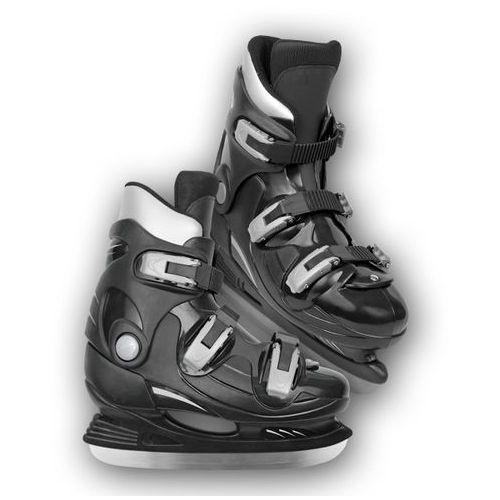 Łyżwy figurowe SPOKEY Acrid czarne 40 - oferta [05f6de45231fc355]