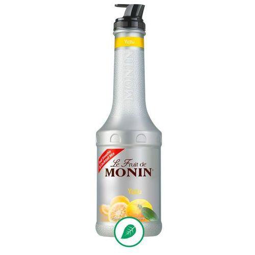 Puree cytrusowe juzu yuzu-citrus 1l monin 903014 sc-903014 marki Monin