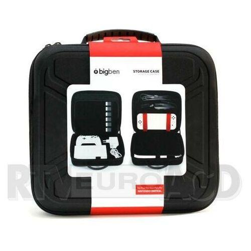 Bigben nintendo switch walizka na konsolę i akcesoria (3499550358957)