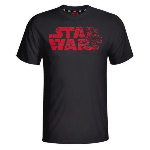 Koszulka GOOD LOOT Star Wars Last Jedi (rozmiar L) Czarny + Wybierz gadżet Star Wars gratis do zakupionej gry! + Zamów z DOSTAWĄ JUTRO! (5908305218791)