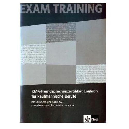 KMK-Fremdsprachenzertifikat Englisch für kaufmännische Berufe, m. Audio-CD (9783128082066)