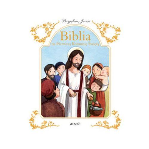 Przyjąłem Jezusa Biblia na Pierwszą Komunię Świętą - Jeśli zamówisz do 14:00, wyślemy tego samego dnia. Darmowa dostawa, już od 99,99 zł.