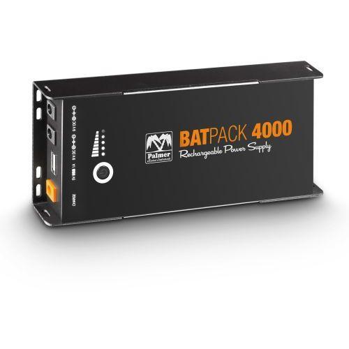 mi batpack 4000 akumulator do zasilania pedalboardów, 4000 mah marki Palmer