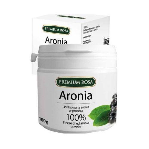 PREMIUM ROSA 100g Liofilizowana aronia w proszku 100%
