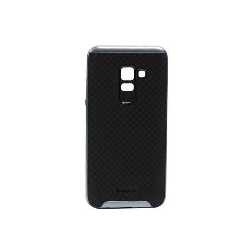 Samsung Galaxy A8 (2018) - etui na telefon Ipaky - Szary, kolor szary