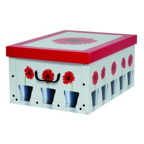 Pudełko kartonowe midi doniczki-gerbery marki Miss space