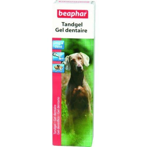 BEAPHAR Dog-a-Dent Gel - żel do pielęgnacji jamy ustnej dla psów 100g oferta ze sklepu Krakvet