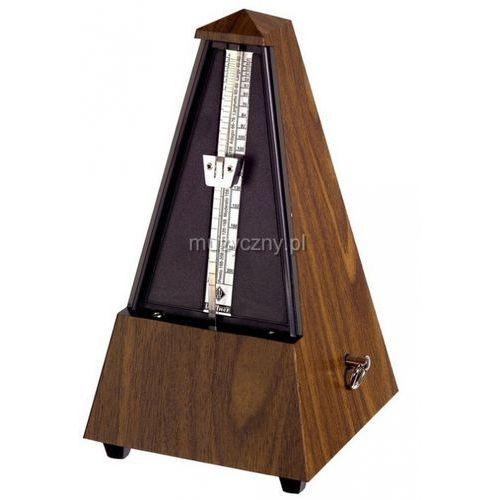 845131 piramida metronom mechaniczny bez akcentu, kolor orzech marki Wittner