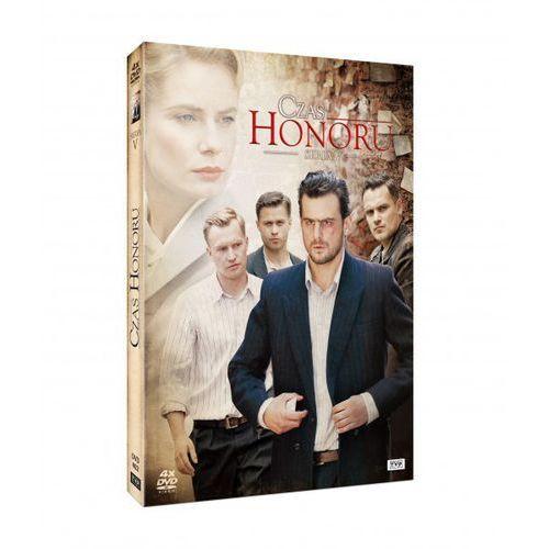 Czas honoru (sezon 5, 4 DVD) (5902600067955)