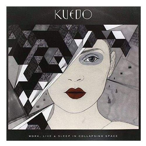 Kuedo - work, live & sleep in collapsing space marki Beatplanet music