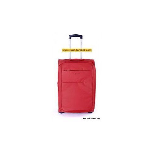 0146a94a10c47 Puccini walizka duża z kolekcji camerino miękka 2 koła materiał polyester  zamek szyfrowy możliwość poszerzenia 229