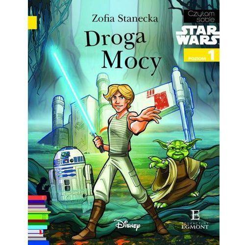 Czytam sobie. Star Wars. Droga mocy, Egmont