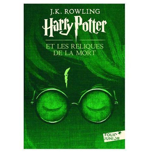 Harry Potter 7: Harry Potter et les Reliques de la Mort Rowling Joanne K. (9782070585236)