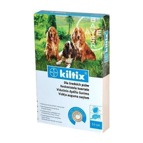 BAYER KILTIX obroża mała- RÓB ZAKUPY I ZBIERAJ PUNKTY PAYBACK - DARMOWA WYSYŁKA OD 99 ZŁ z kategorii Obroże dla psów