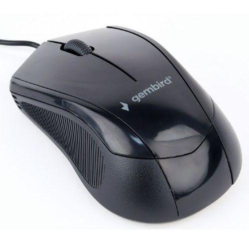 Gembird Mysz mus-3b-02 (czarna)