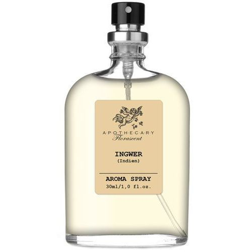 Florascent duftmanufaktur Apothecary aroma spray ingwer (imbir) 30 ml