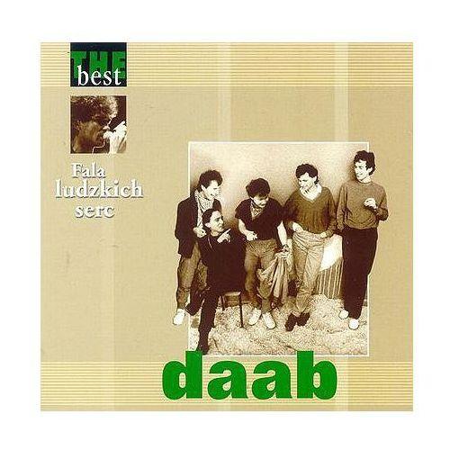 Agencja artystyczna mtj Fala ludzkich serc - the best - daab (płyta cd) (5906409102831)