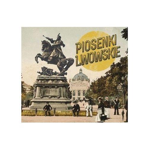 Piosenki lwowskie (CD) - Various Artists OD 24,99zł DARMOWA DOSTAWA KIOSK RUCHU (5901571093345)