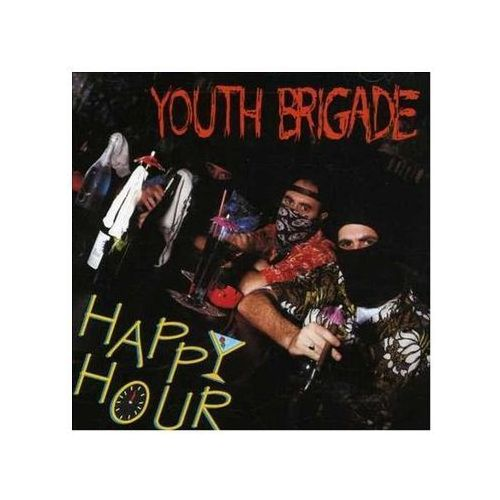 Better youth Youth brigade - happy hour (0020282002721)