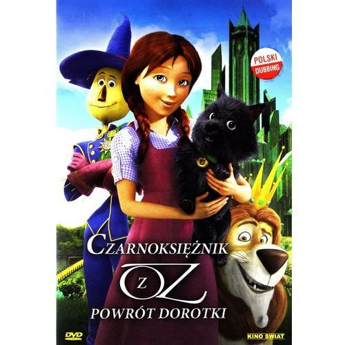 Czarnoksiężnik z Oz. Powrót Dorotki (DVD)