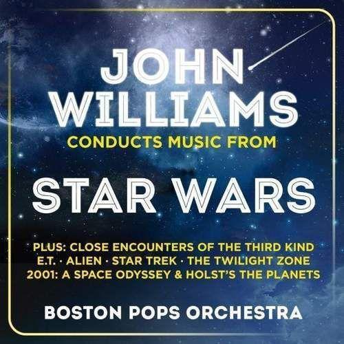 John Williams - John Williams Conducts Star Wars (Polska cena) (2 CD), 4789344